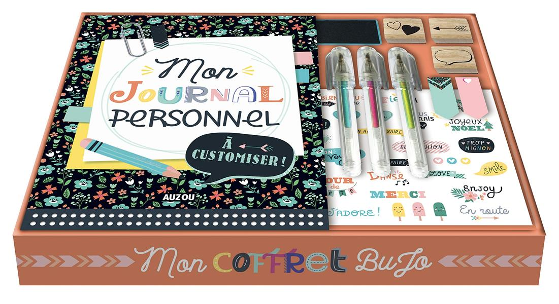 MON JOURNAL PERSONNEL A CUSTOMISER